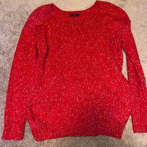 Vintage boyfriend soft knit sweater